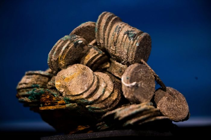 Spain Shipwreck Treasure, Madrid, Spain