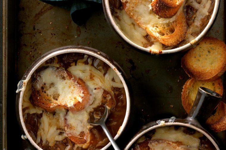 Utah: Classic French Onion Soup