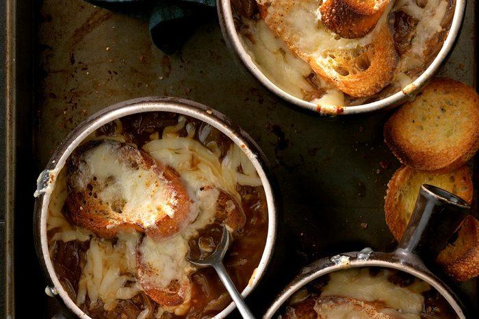 Utah: Classic French Onion Soup