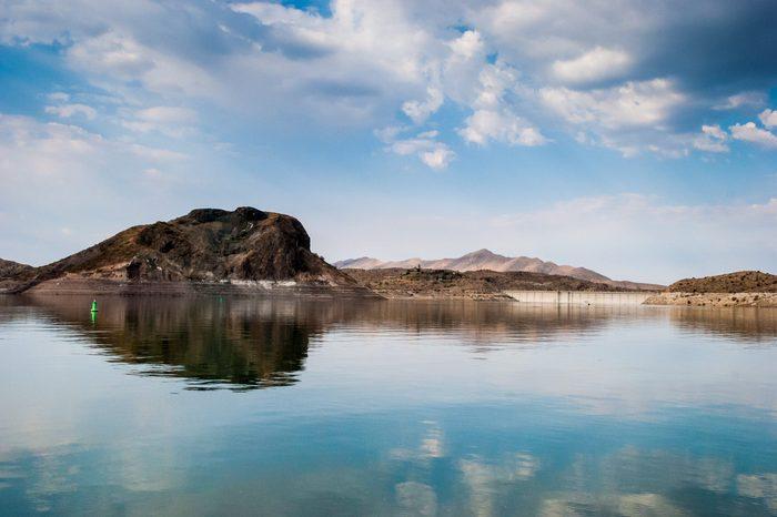 Elephant Butte Lake, New Mexico, USA