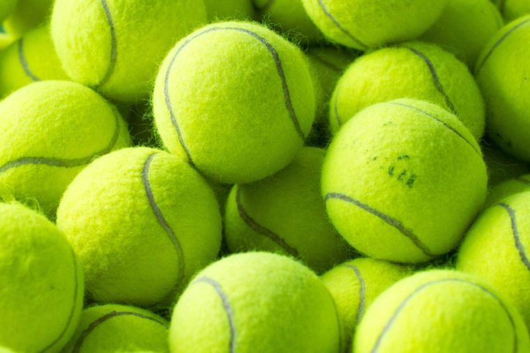 Group-of-tennis-balls