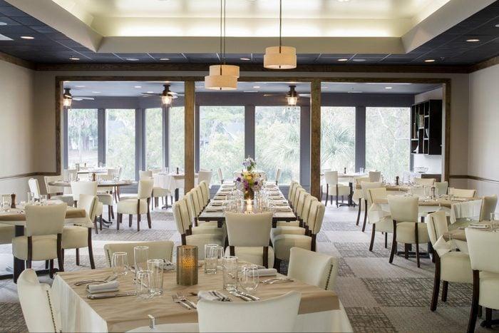 Hilton Head Health, Hilton Head, South Carolina True Dining Room
