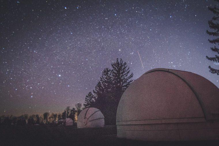 Night Sky Cherry Springs