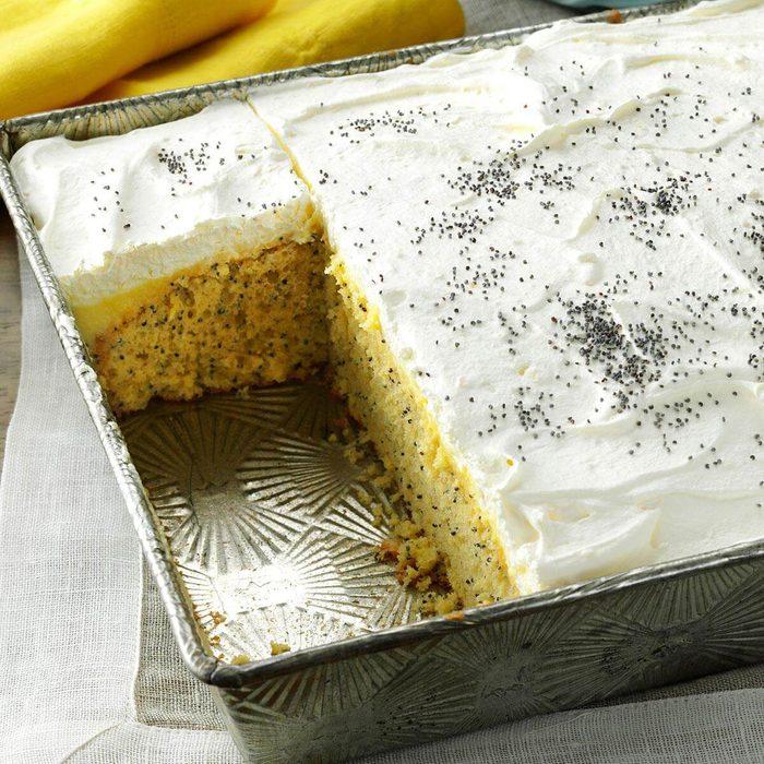 P.S. I Love You Cake
