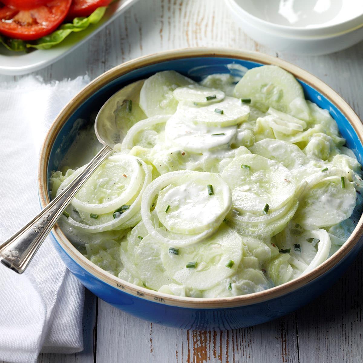 Pennsylvania Dutch Cucumbers