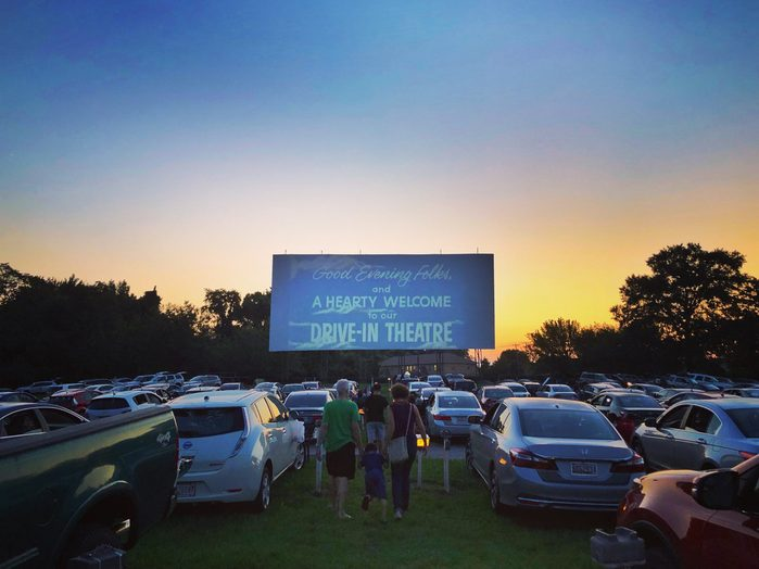 Bengies Drive-In Theater, Middle River, Maryland