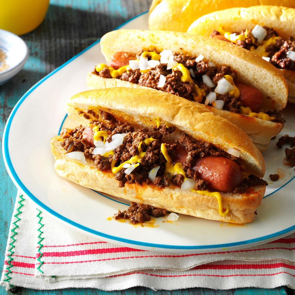 Rhode Island: Rhode Island Hot Wieners