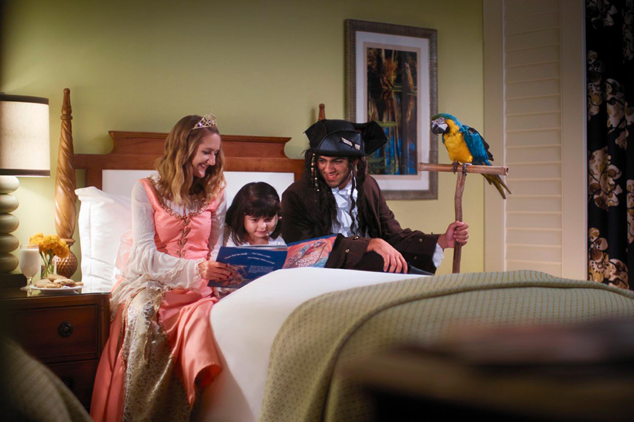 Ritz-Carlton-Amelia-Island-Pirate-tuck-in