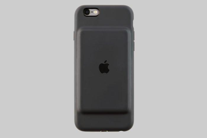 An Apple Smart Battery Case