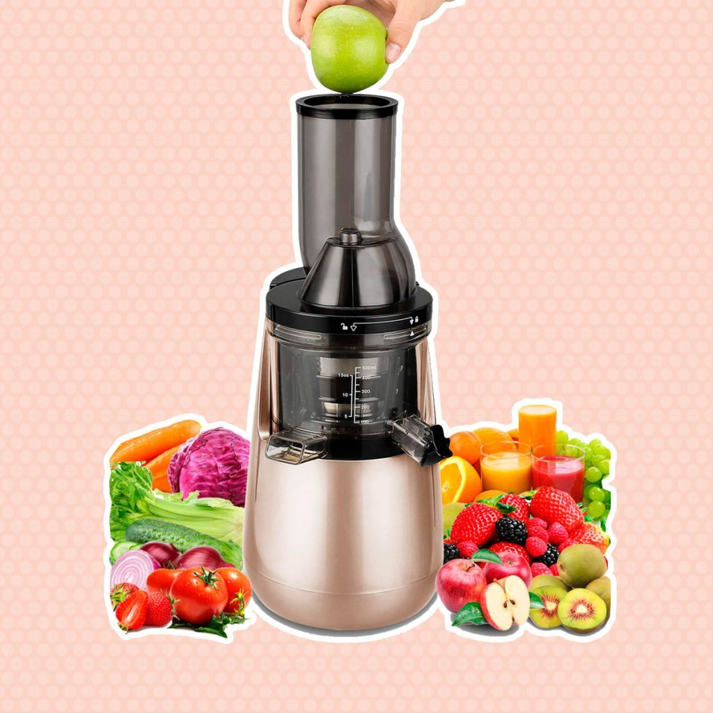 Tiluxury Slow Masticating Juicer