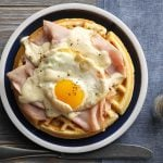 The One Surprising Thing You're Not Putting on Waffles and Should Be