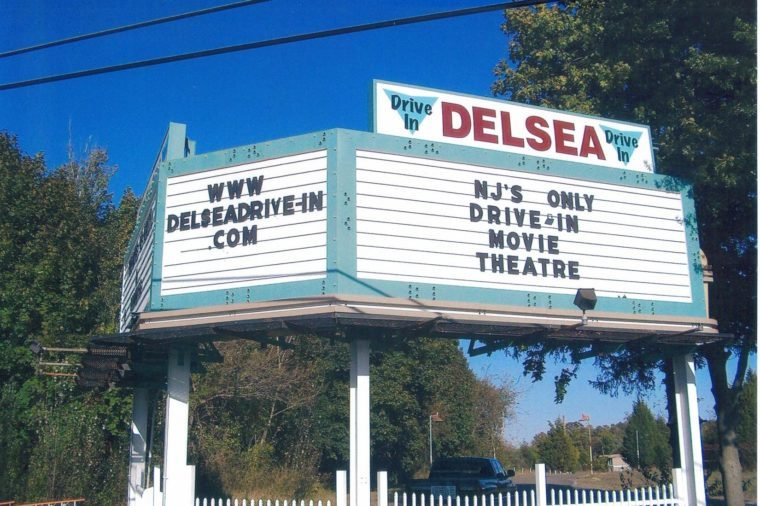 Vineland, NJ, Delsea Drive-In Theatre, J. DeLeonardis
