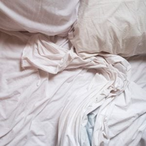 You Should Ditch the Top Sheet for Good. Here's Why