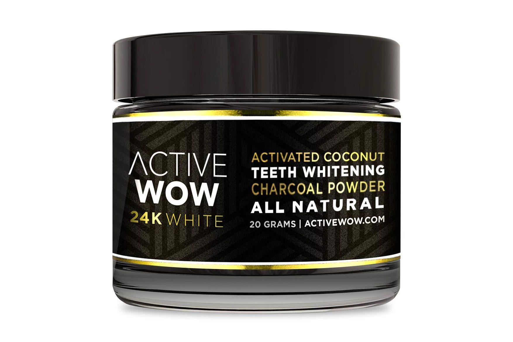 active wow teeth whitener