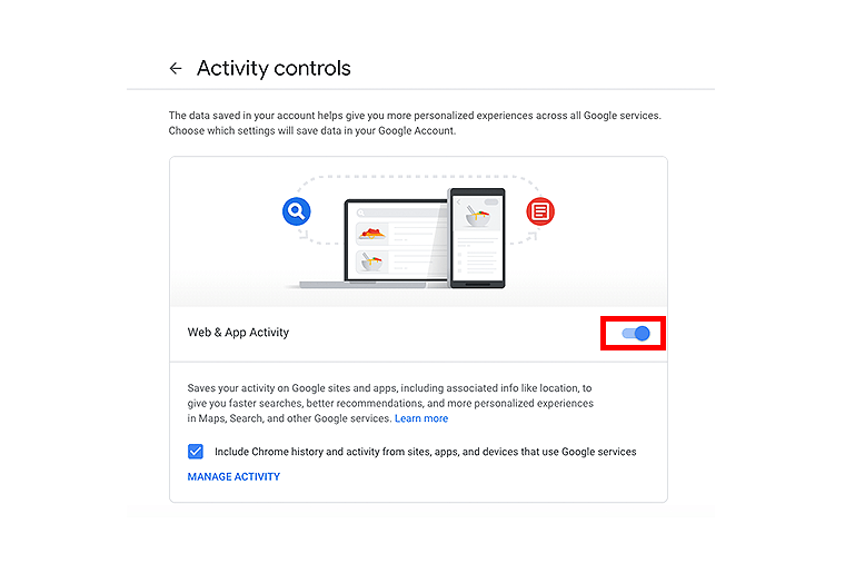 google-my-activity