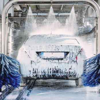 Will a Car Wash Hurt Your Car's Finish?