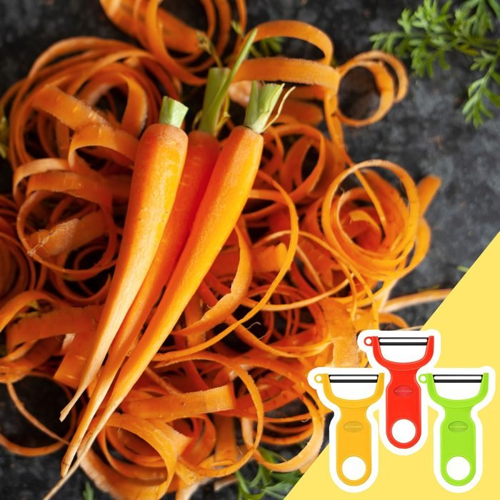 Carrot peelers