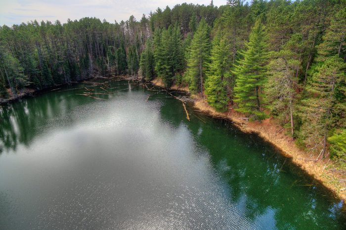 Bear Head State Park is located in Northern Minnesota by Ely