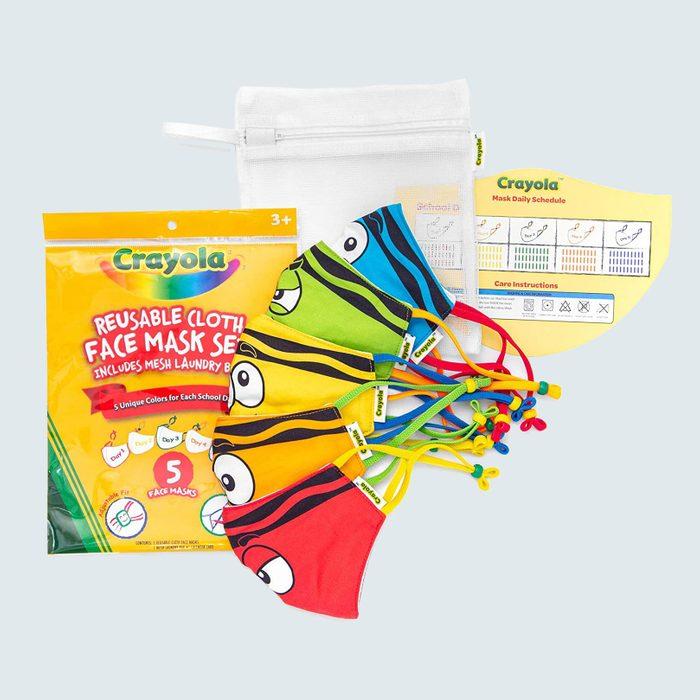crayola masks
