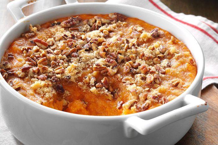 Tennessee: Mom's Sweet Potato Bake