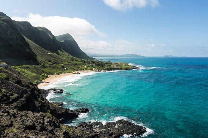 Hawaii view point