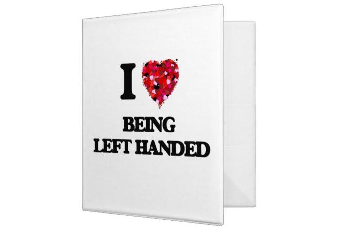'I-Love-Being-Left-Handed'-binder