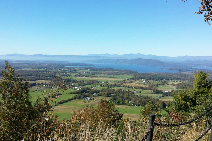 Vermont: Mt. Philo State Park