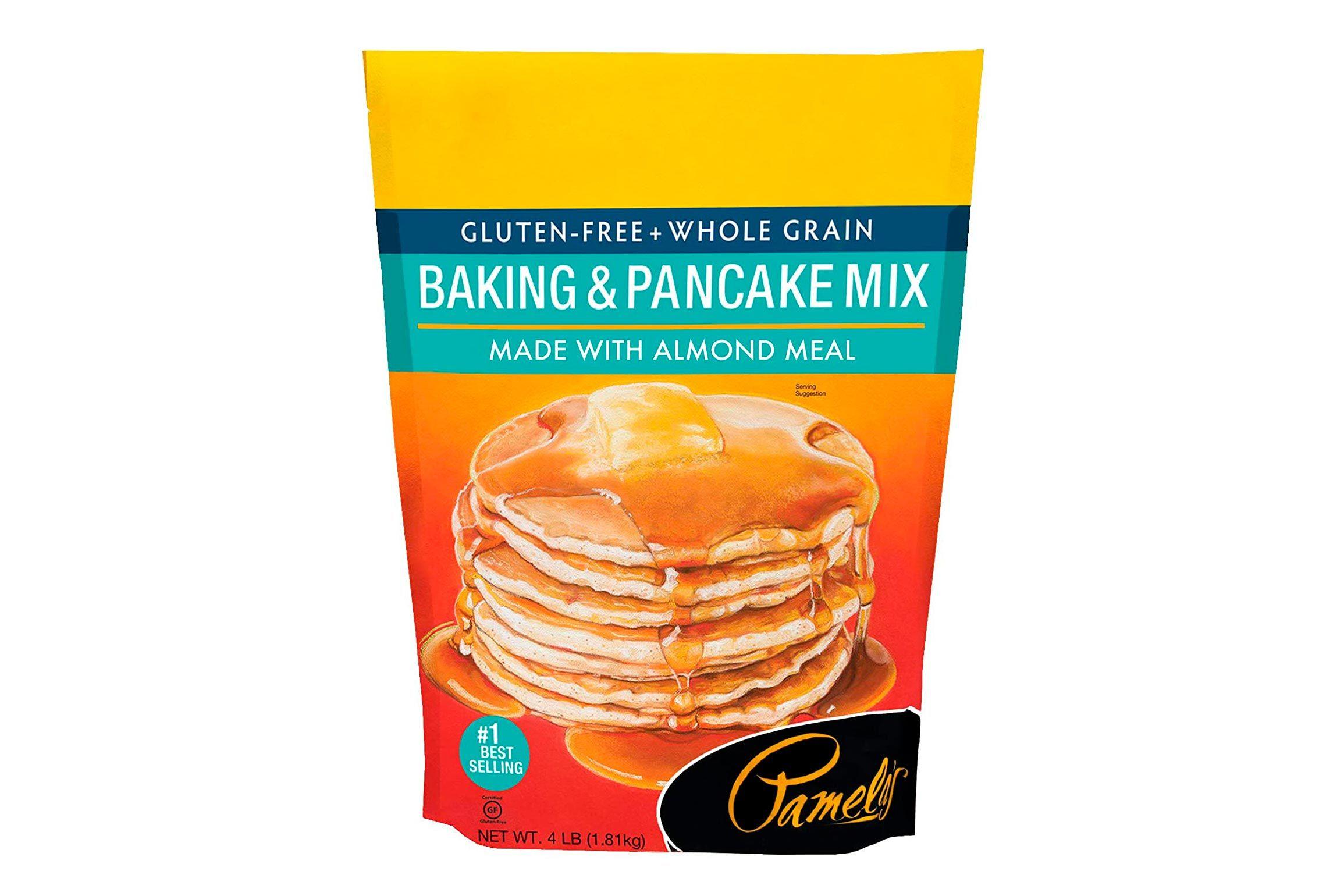 pamela's pancake mix