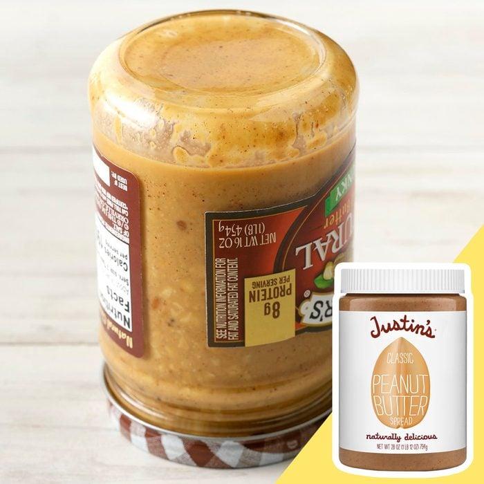 Peanut butter kitchen hack