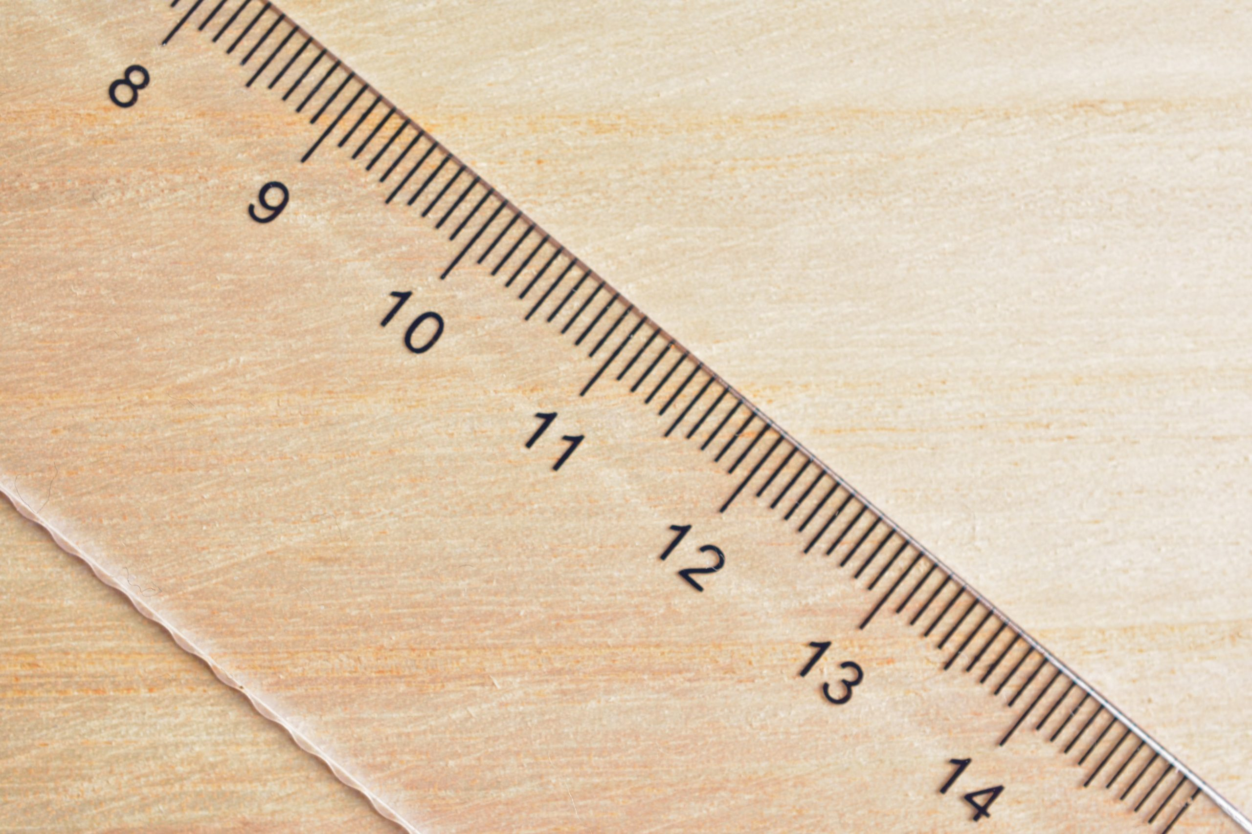 Protractor and ruler.Image of calculation.Background.