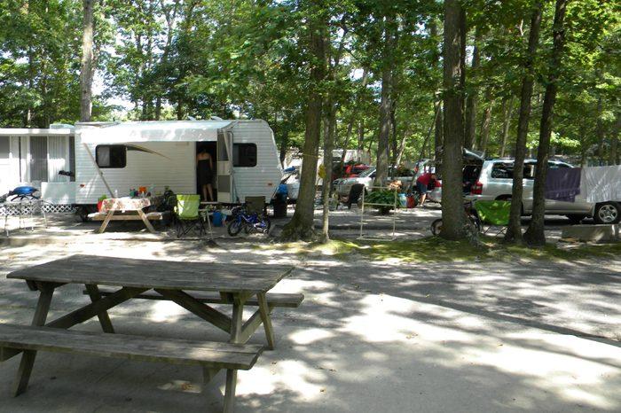 Seashore Campsites & RV Resort