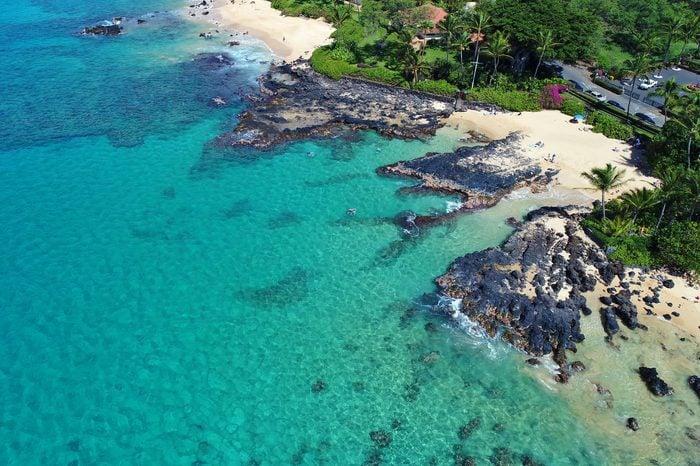 Secret Beach (Makena Cove) - Island of Maui, Hawaii