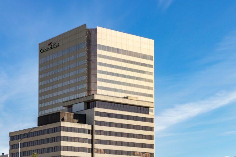 Alaska: Conoco-Phillips Building
