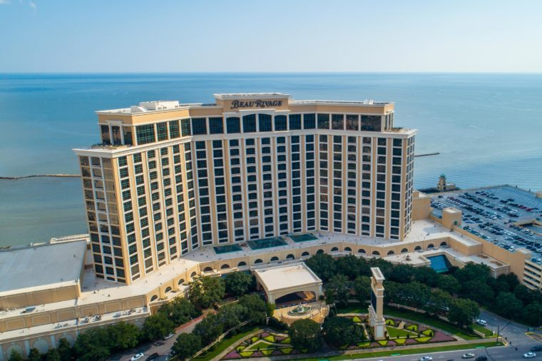 Mississippi: Beau Rivage Casino Hotel