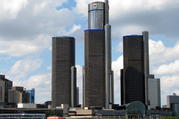 Michigan: Detroit Marriott