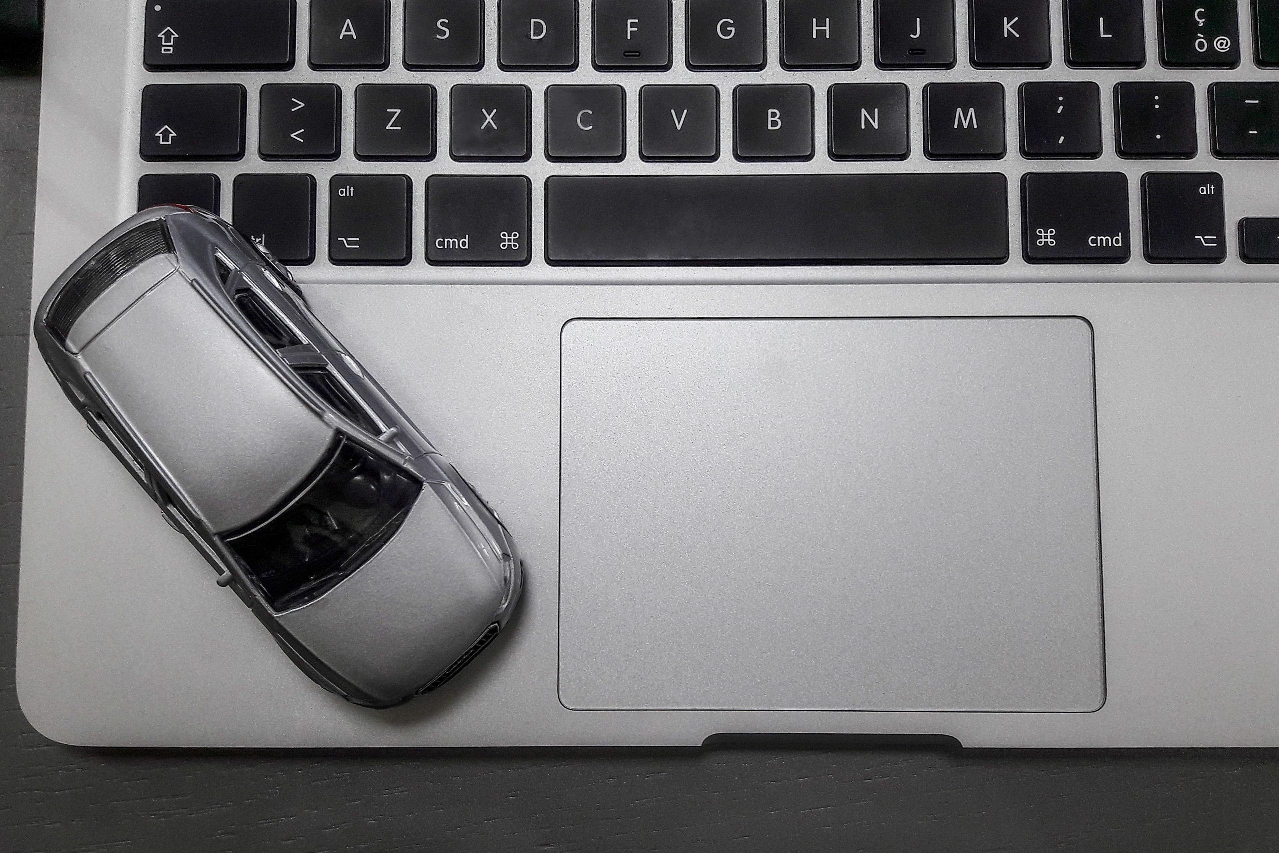 car computer concept