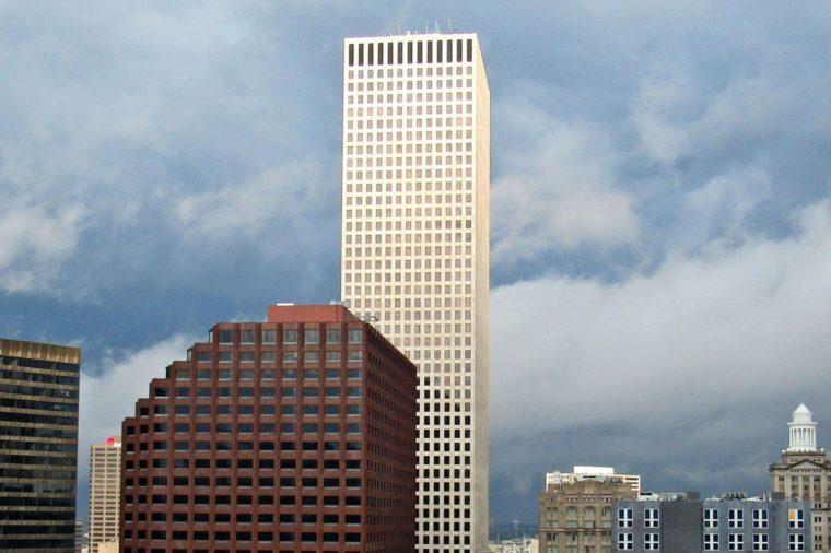 Louisiana: Hancock Whitney Center