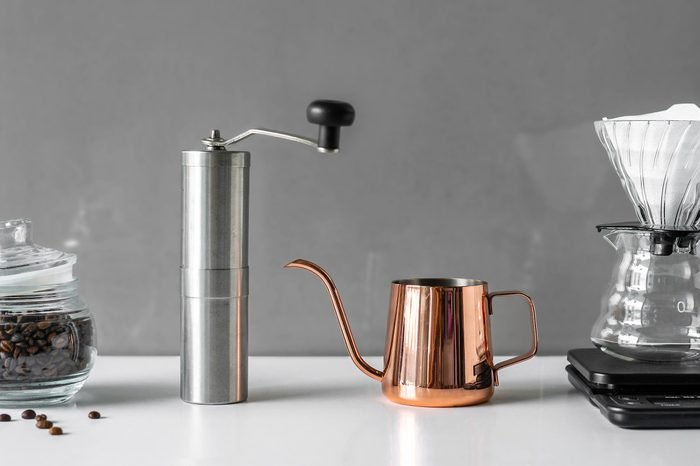 kitchen coffee appliances