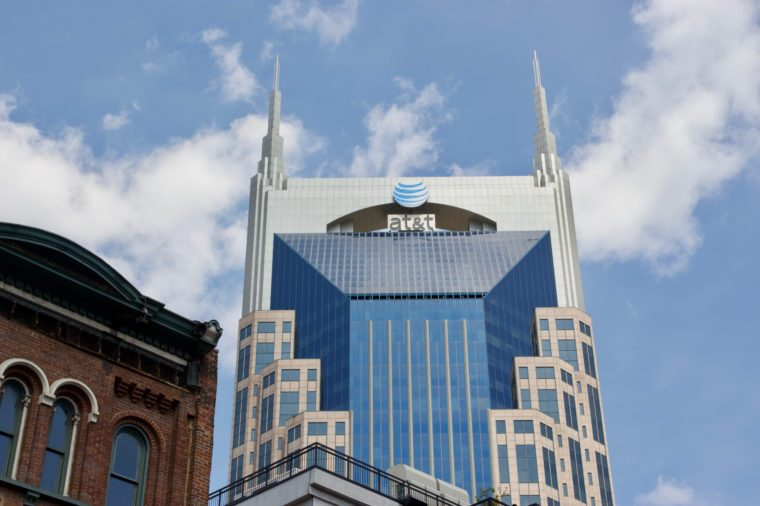 xTennessee: AT&T Building