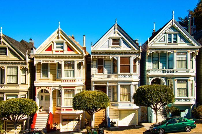 victorian homes san francisco
