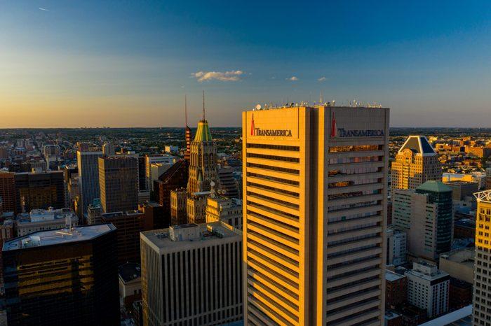 Maryland: Transamerica Tower