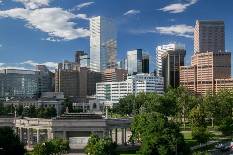 Colorado: Republic Plaza