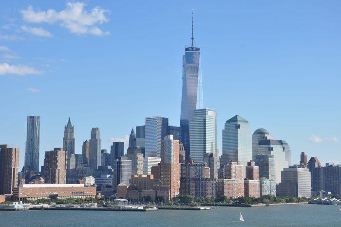 New York: One World Trade Center