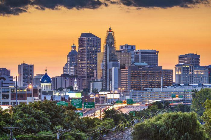Connecticut: City Place