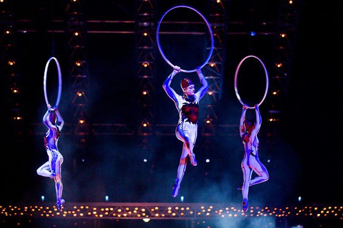 Cirque du Soleil's show 'Quidam'