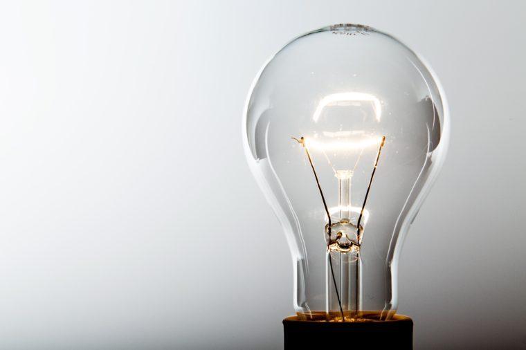 Innovation, Light Bulb, Inspiration.