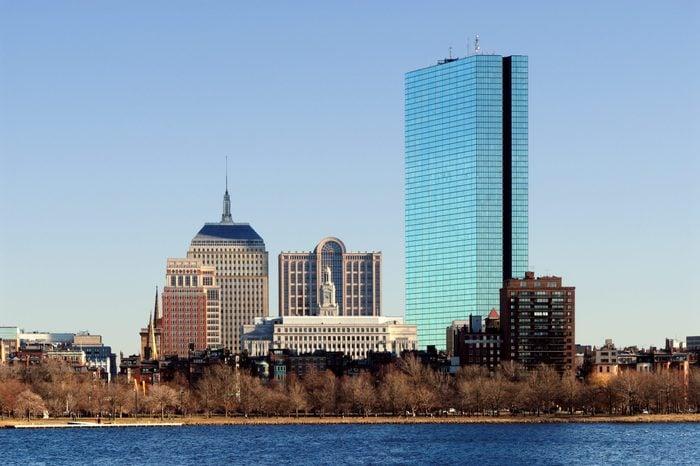 Massachusetts: John Hancock Tower