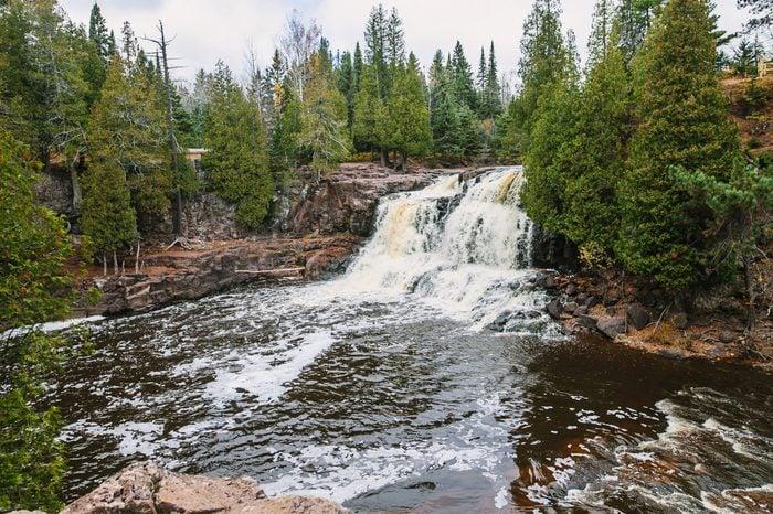 Minnesota: Gooseberry Falls State Park