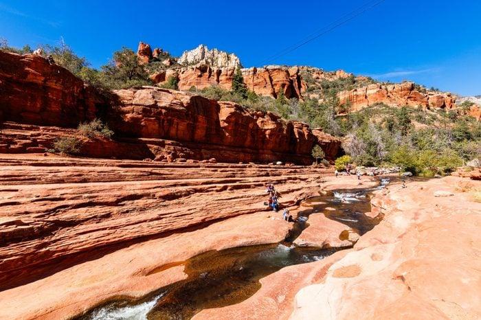 Arizona: Slide Rock State Park