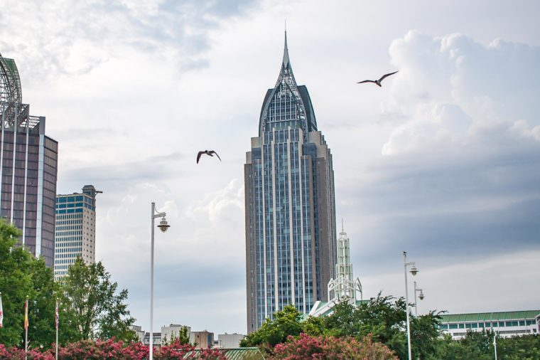 Alabama: RSA Battle House Tower